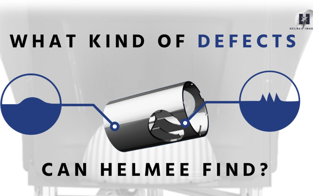 What kind of defects does Helmee CSD® can find?