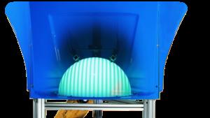 Helmee ヘルメー 外観検査機 仕組み 構造光 スリット光投影法